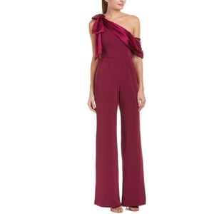 NWT Jay Godfrey purple jumpsuit